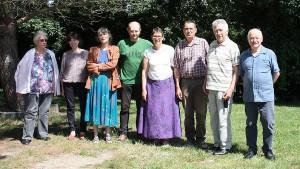Equipe aumonerie prison-Saint-Sulpice