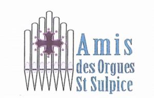 Logo Amis des orgues de Saint-Sulpice